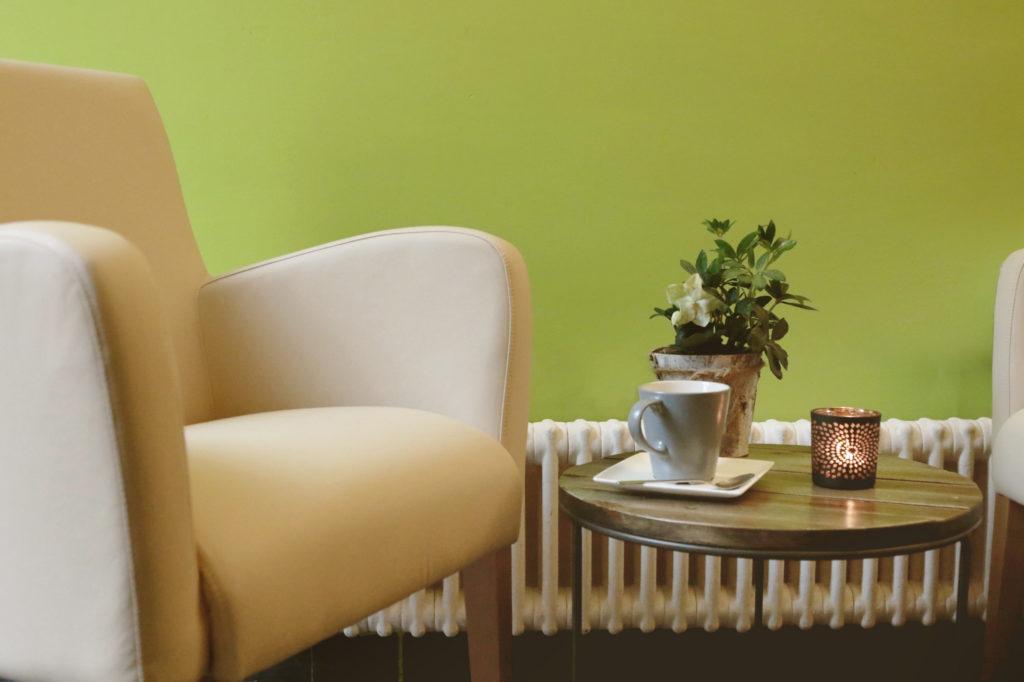 Thé et détente à Vevey, au salon de massage Chanida