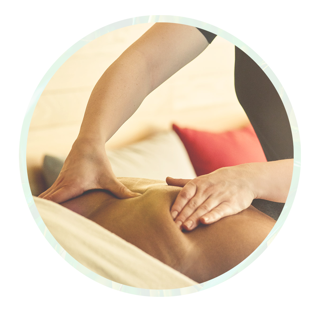 Massages aux huiles essentielles au salon Chanida à vevey
